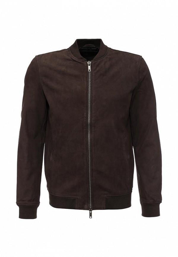 Кожаная куртка ADPT 80001282