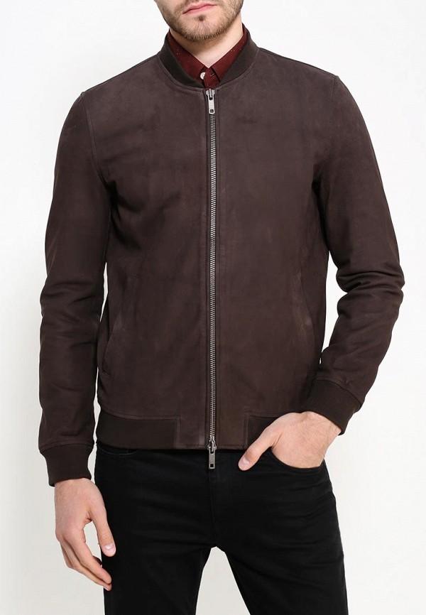 Кожаная куртка ADPT 80001282: изображение 4