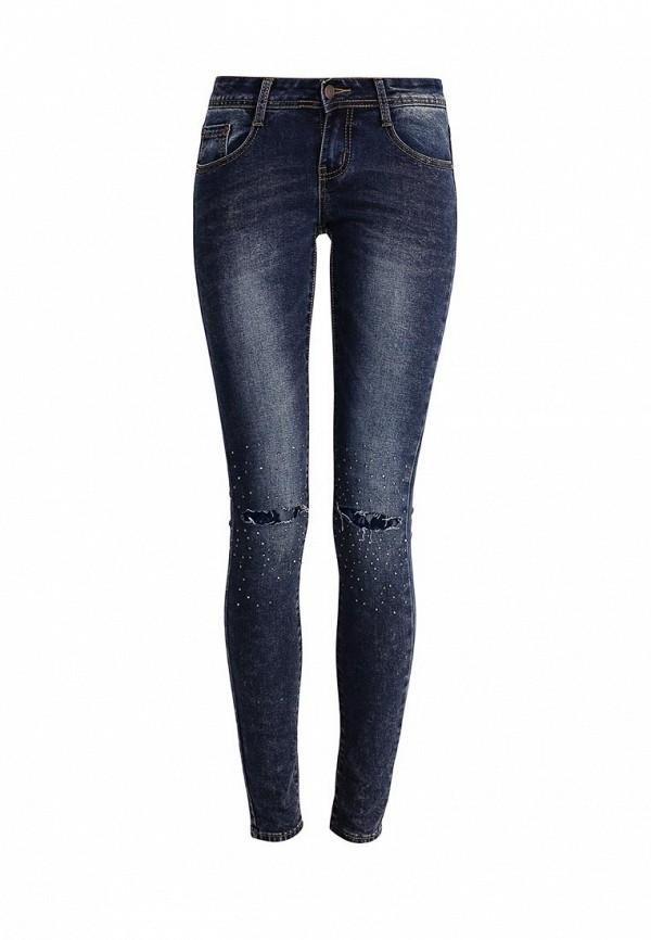 Зауженные джинсы Ad-oro G2373: изображение 1