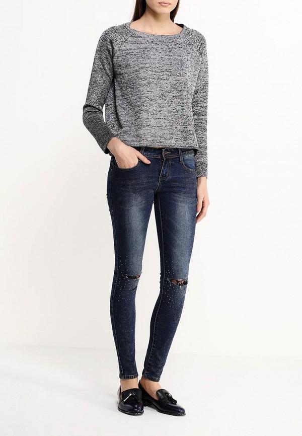 Зауженные джинсы Ad-oro G2373: изображение 2