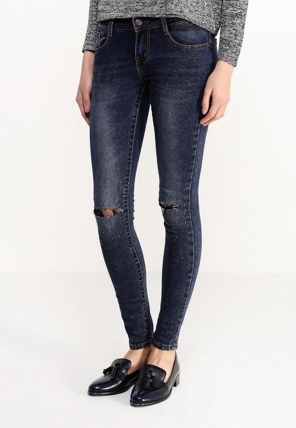 Зауженные джинсы Ad-oro G2373: изображение 3