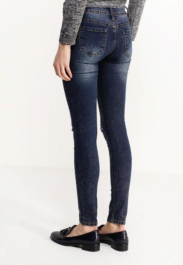 Зауженные джинсы Ad-oro G2373: изображение 4