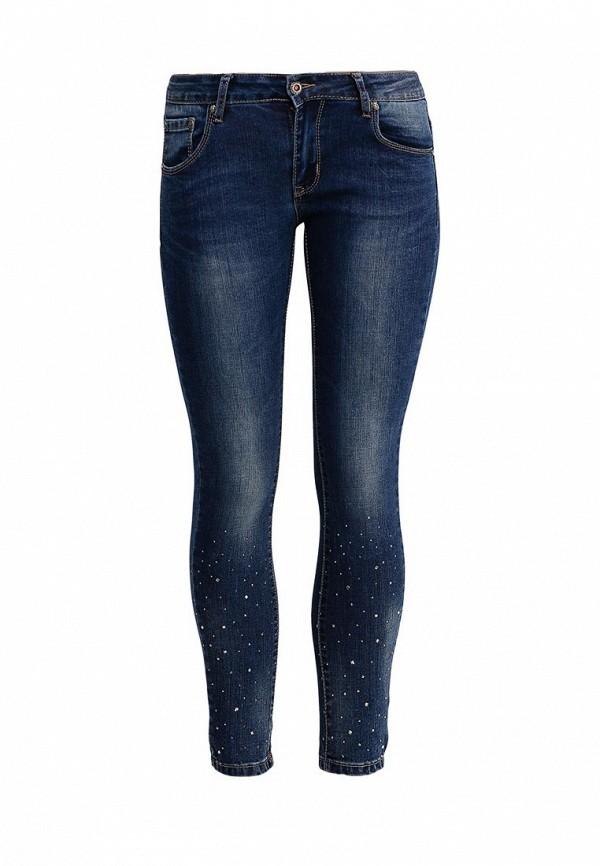 Зауженные джинсы Ad-oro M3802: изображение 1