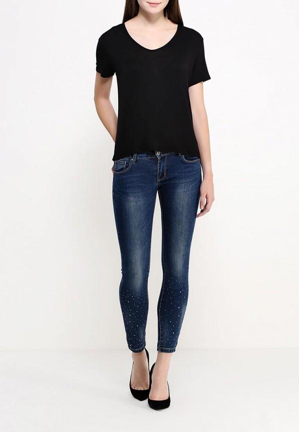 Зауженные джинсы Ad-oro M3802: изображение 2