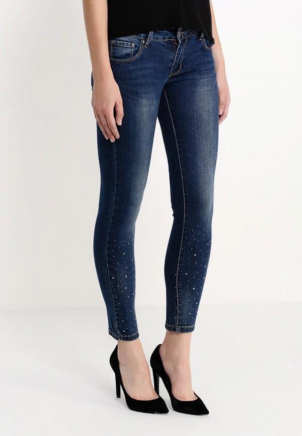Зауженные джинсы Ad-oro M3802: изображение 3