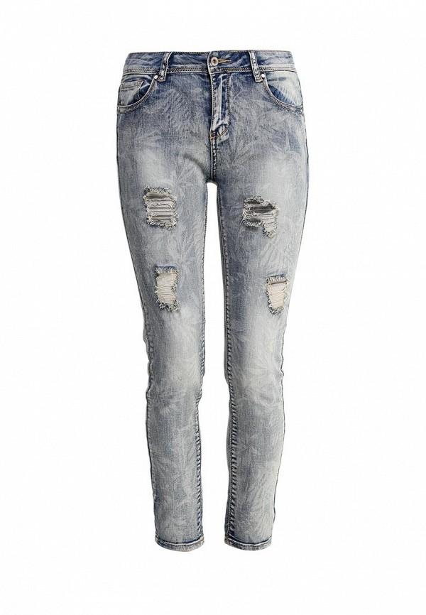 Зауженные джинсы Ad-oro E1036: изображение 1