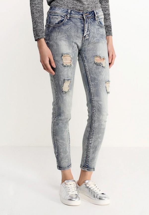 Зауженные джинсы Ad-oro E1036: изображение 3