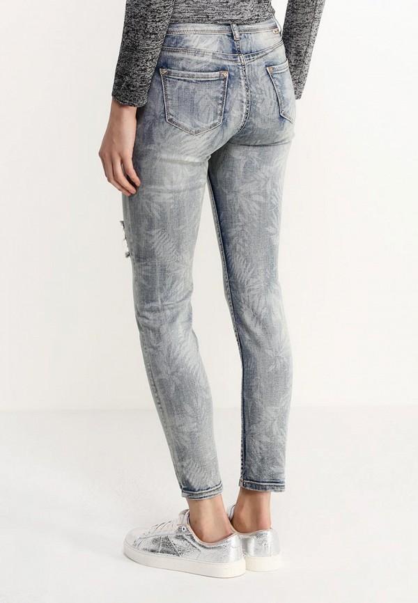 Зауженные джинсы Ad-oro E1036: изображение 4