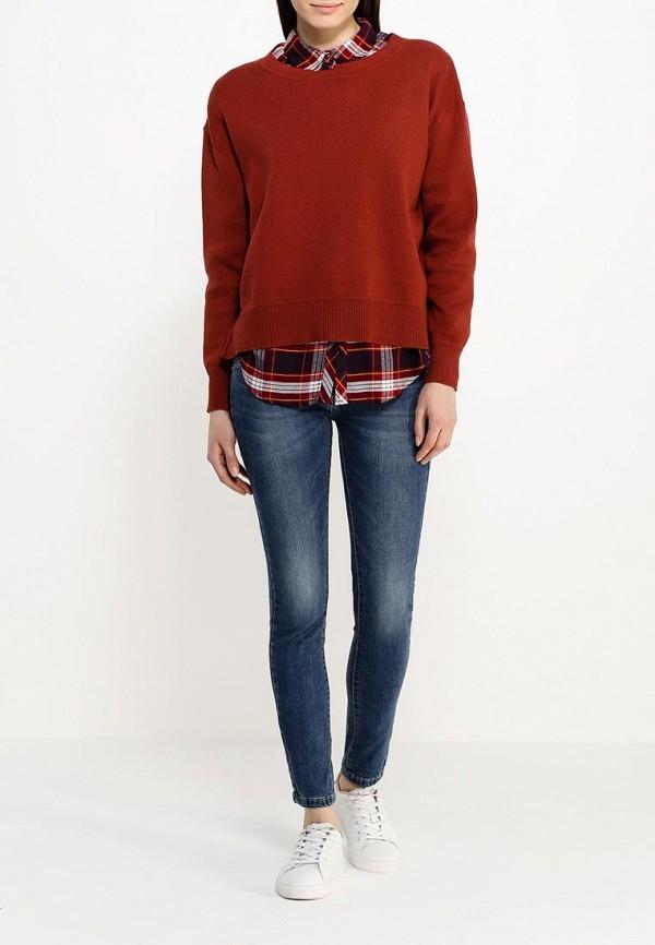 Зауженные джинсы Ad-oro P16-3790: изображение 2