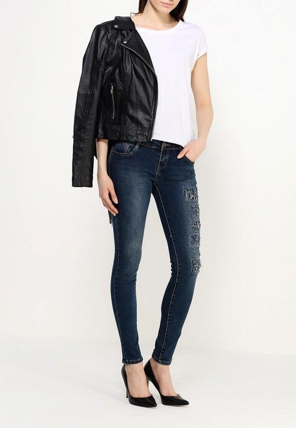 Зауженные джинсы Ad-oro P16-G2380: изображение 2