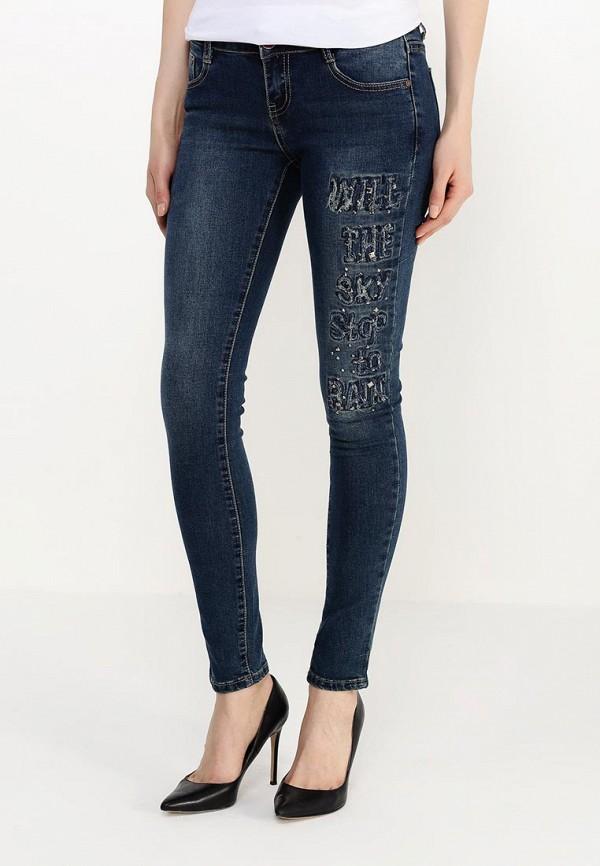 Зауженные джинсы Ad-oro P16-G2380: изображение 3