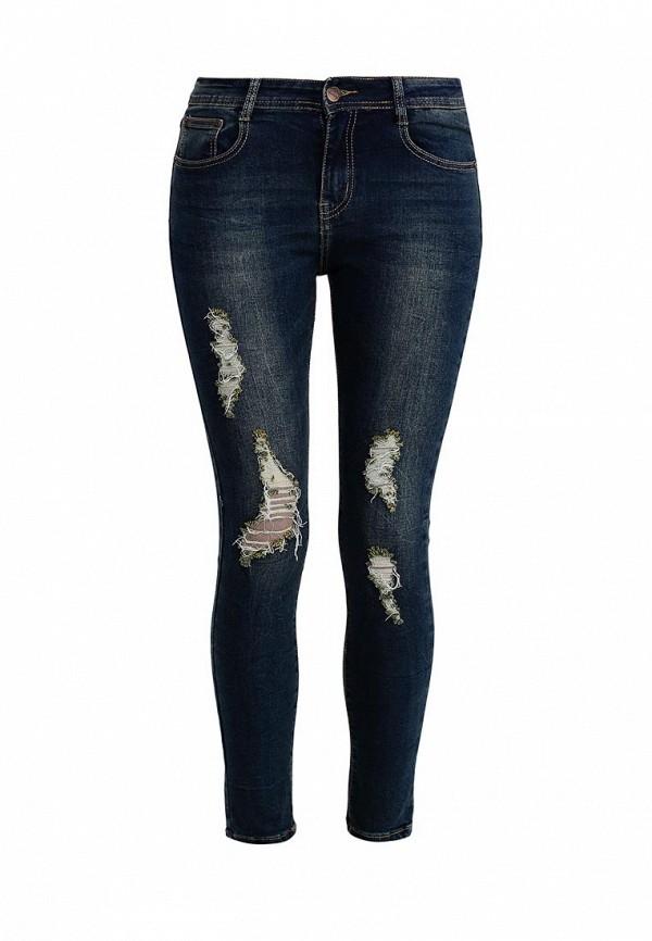 Зауженные джинсы Ad-oro P16-G2414