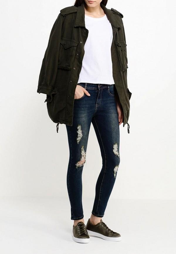 Зауженные джинсы Ad-oro P16-G2414: изображение 2