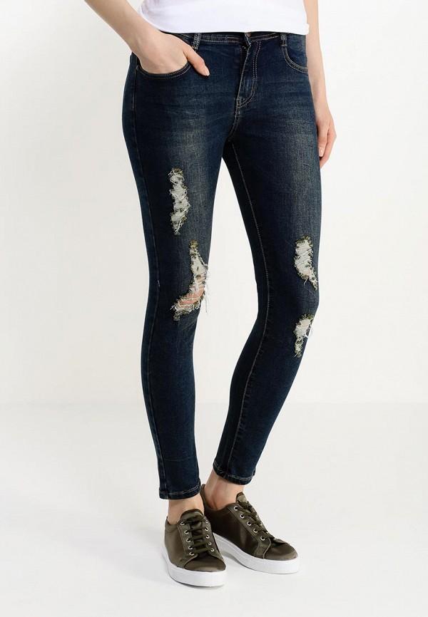 Зауженные джинсы Ad-oro P16-G2414: изображение 3