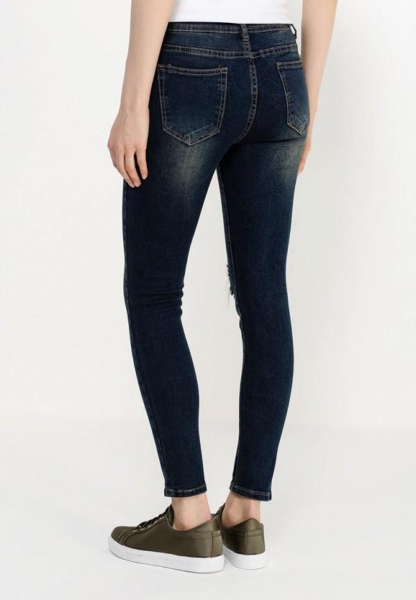 Зауженные джинсы Ad-oro P16-G2414: изображение 4