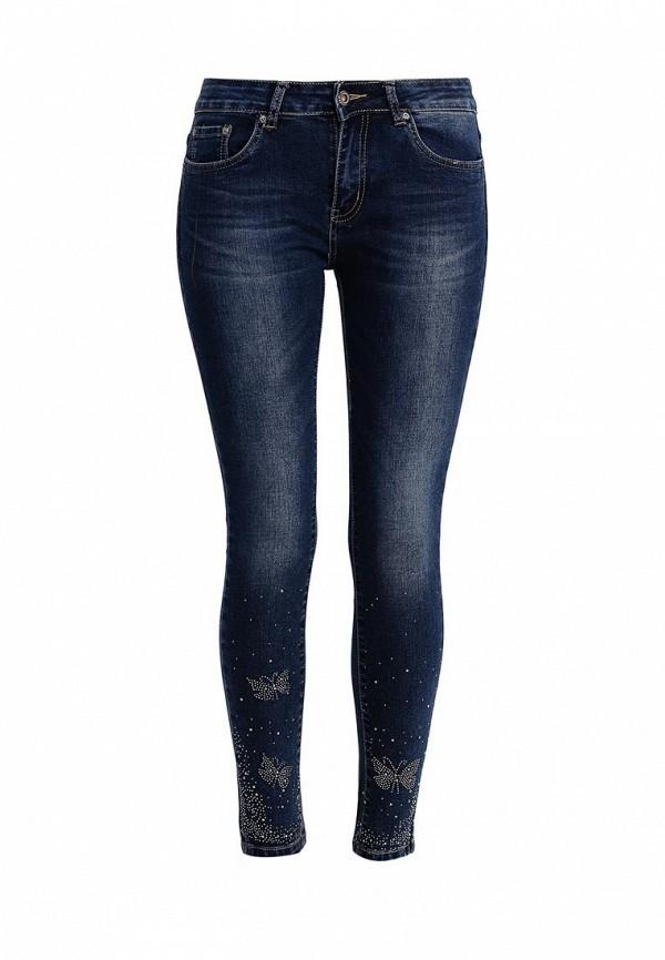 Зауженные джинсы Ad-oro P16-K3852
