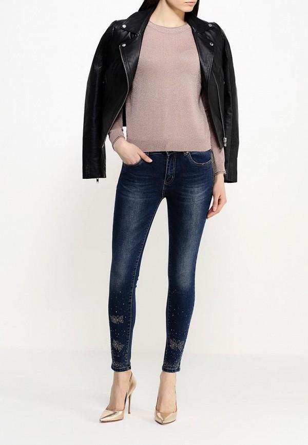 Зауженные джинсы Ad-oro P16-K3852: изображение 2