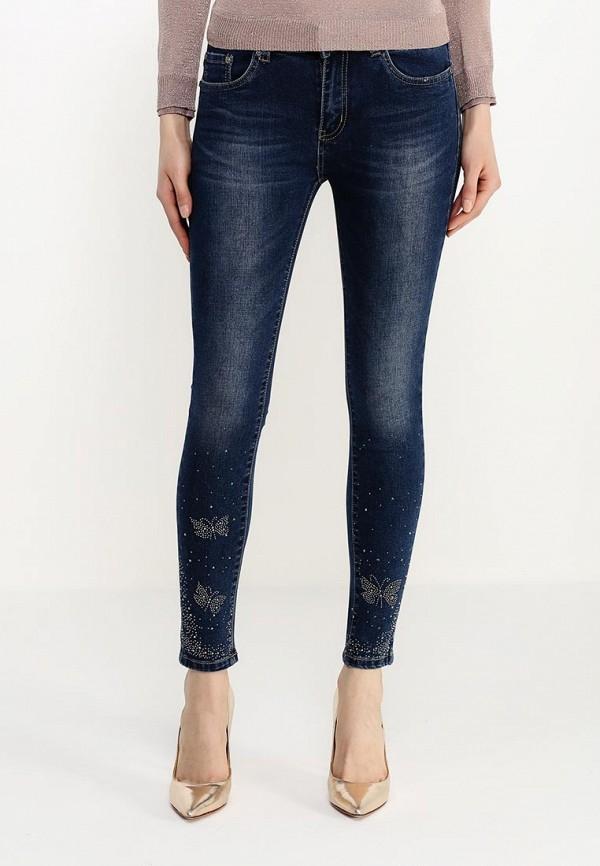 Зауженные джинсы Ad-oro P16-K3852: изображение 3