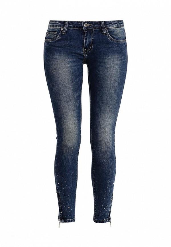 Зауженные джинсы Ad-oro P16-M3830: изображение 1