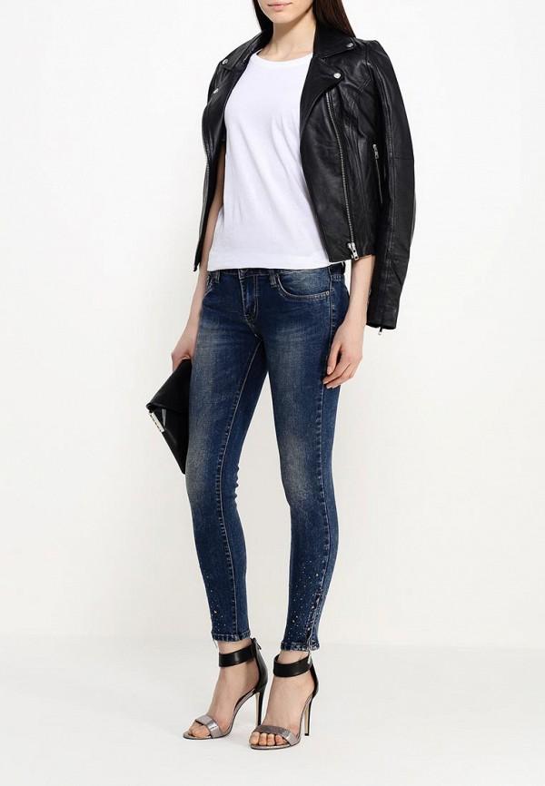 Зауженные джинсы Ad-oro P16-M3830: изображение 2