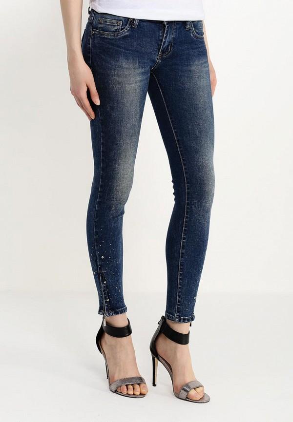 Зауженные джинсы Ad-oro P16-M3830: изображение 3