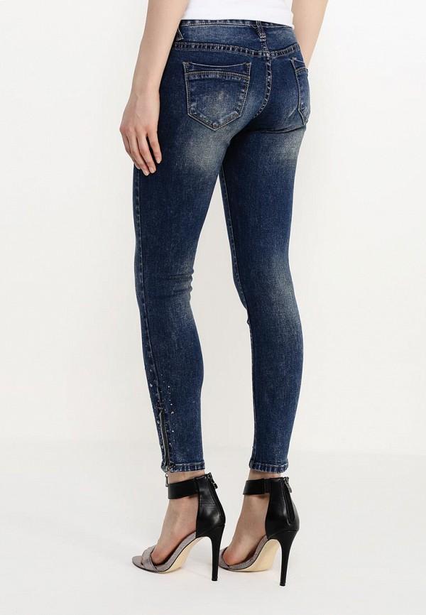 Зауженные джинсы Ad-oro P16-M3830: изображение 4