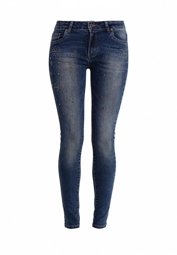 Зауженные джинсы Ad-oro P16-M3877