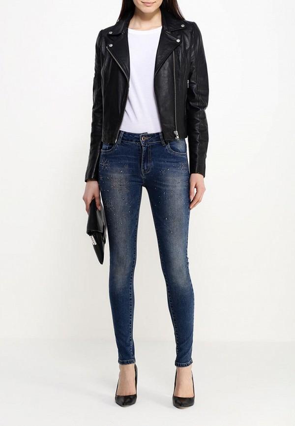 Зауженные джинсы Ad-oro P16-M3877: изображение 2