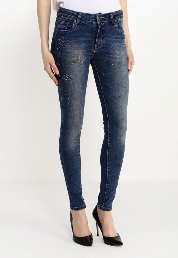 Зауженные джинсы Ad-oro P16-M3877: изображение 3