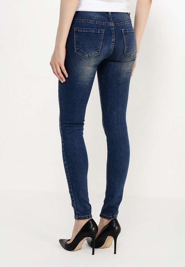 Зауженные джинсы Ad-oro P16-M3877: изображение 4