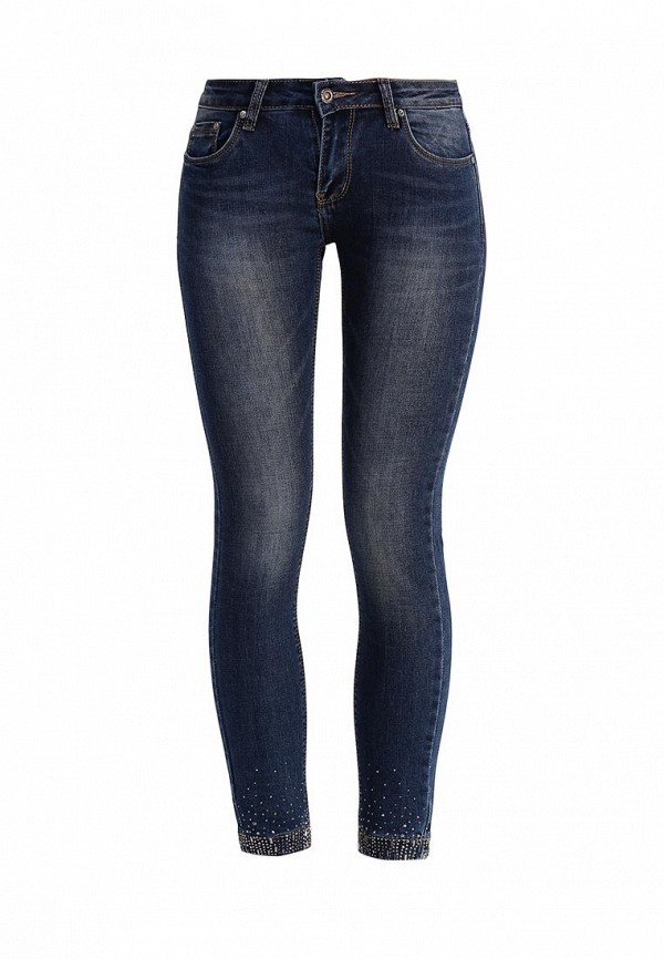 Зауженные джинсы Ad-oro P16-M3882