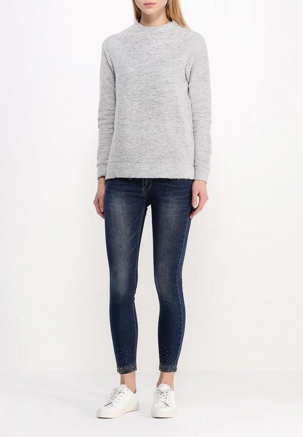 Зауженные джинсы Ad-oro P16-M3882: изображение 2