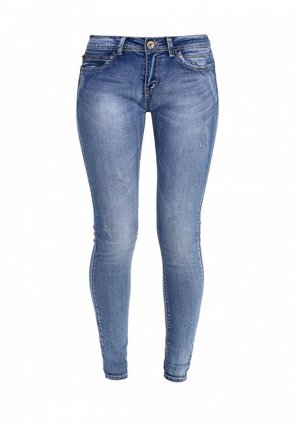 Зауженные джинсы Adrixx R13-CPZ202: изображение 1