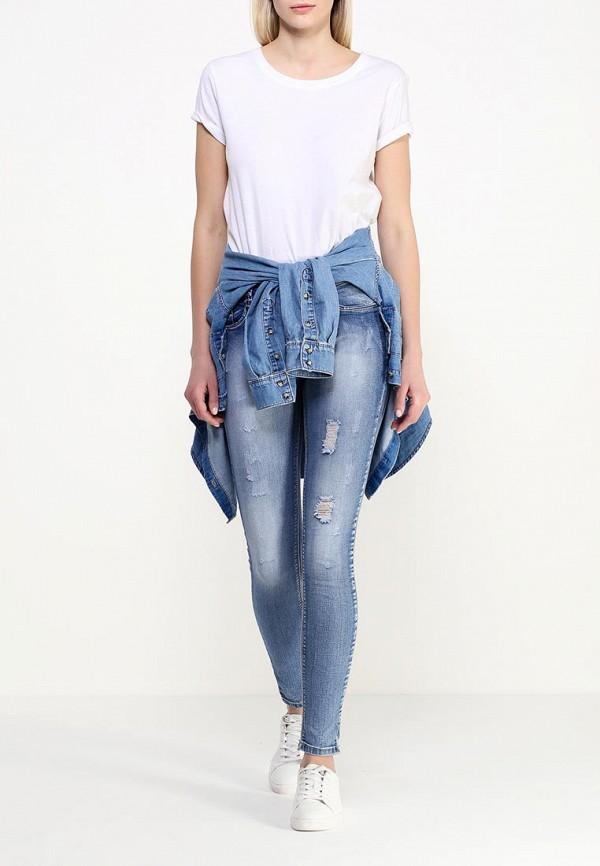 Зауженные джинсы Adrixx R13-CPZ207: изображение 2