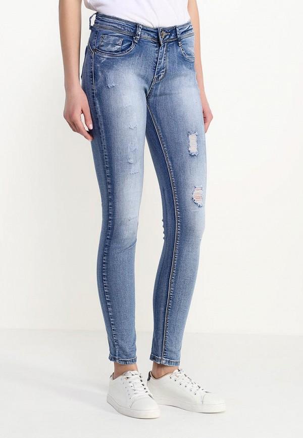 Зауженные джинсы Adrixx R13-CPZ207: изображение 3
