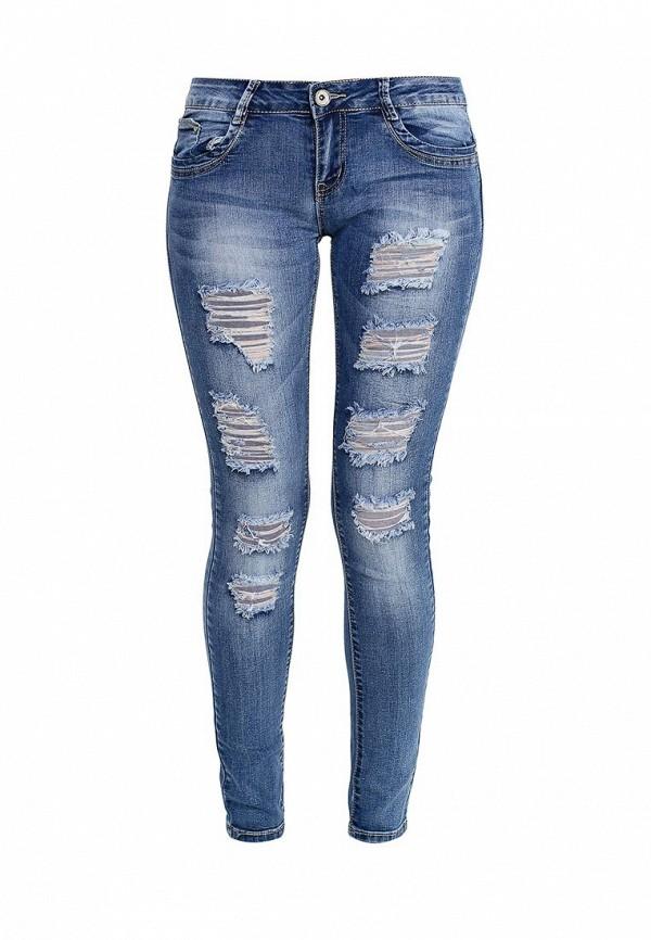 Зауженные джинсы Adrixx R13-CPZ210: изображение 1