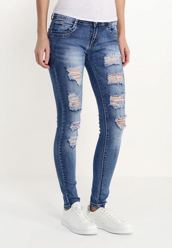 Зауженные джинсы Adrixx R13-CPZ210: изображение 3