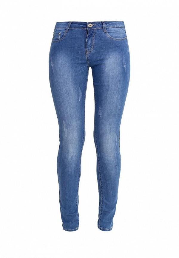Зауженные джинсы Adrixx R13-CZP203: изображение 1