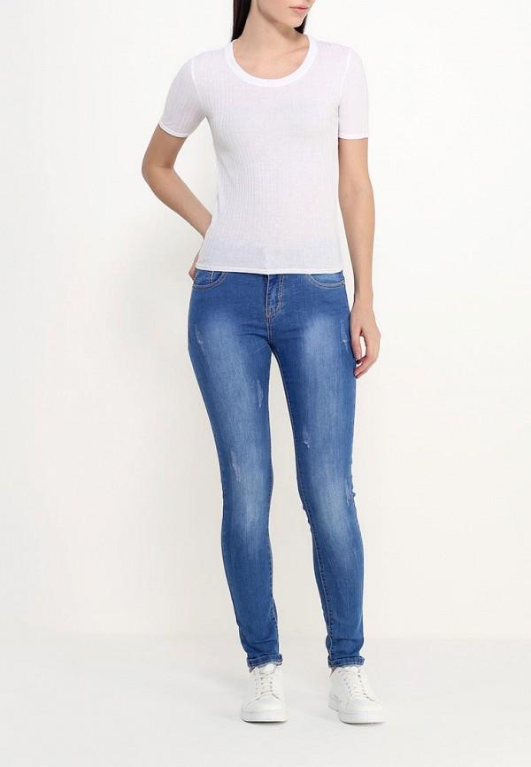 Зауженные джинсы Adrixx R13-CZP203: изображение 2