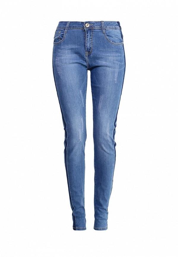 Зауженные джинсы Adrixx R13-CZP205