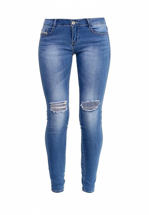 Зауженные джинсы Adrixx R13-CZP206