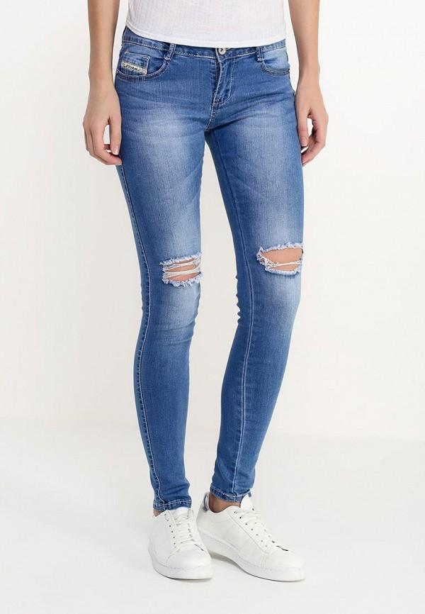 Зауженные джинсы Adrixx R13-CZP206: изображение 3