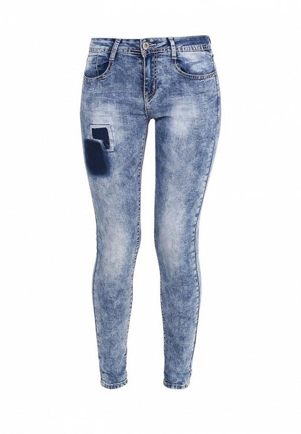 Зауженные джинсы Adrixx R13-CZP212: изображение 1