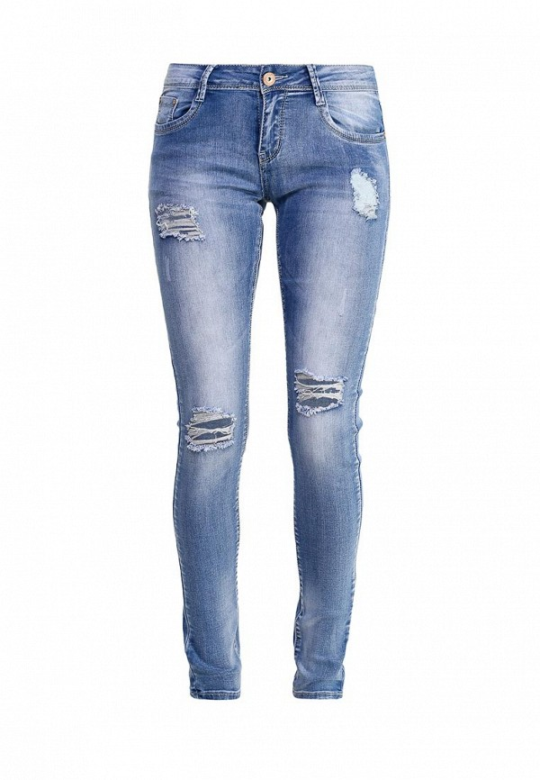 Зауженные джинсы Adrixx R13-CZP213: изображение 1