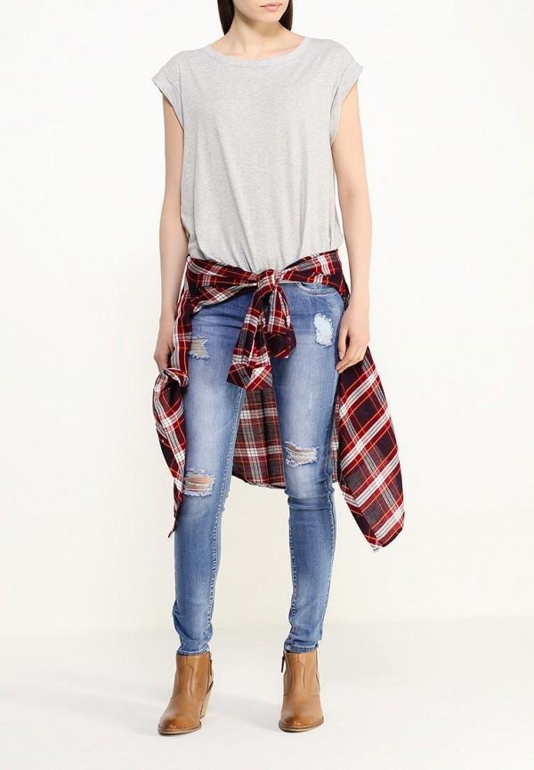 Зауженные джинсы Adrixx R13-CZP213: изображение 2