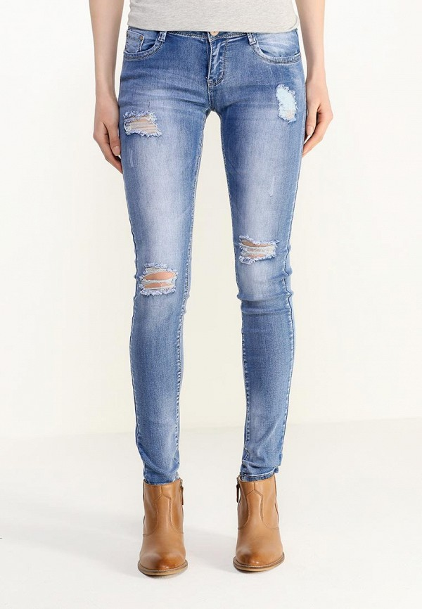 Зауженные джинсы Adrixx R13-CZP213: изображение 3