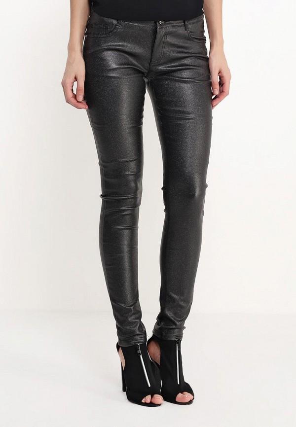 Женские зауженные брюки Adrixx R13-JDF5131: изображение 3