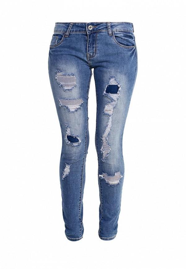 Зауженные джинсы Adrixx R13-WG503