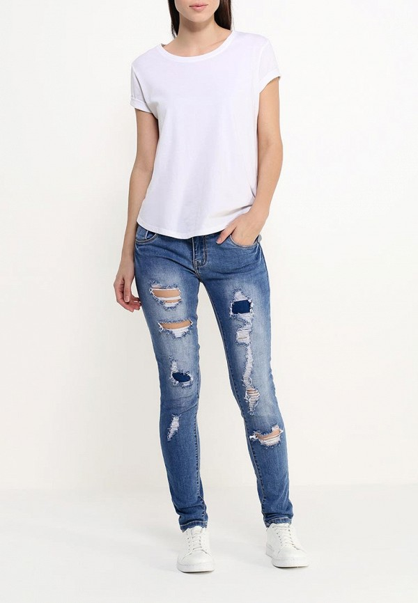Зауженные джинсы Adrixx R13-WG503: изображение 2