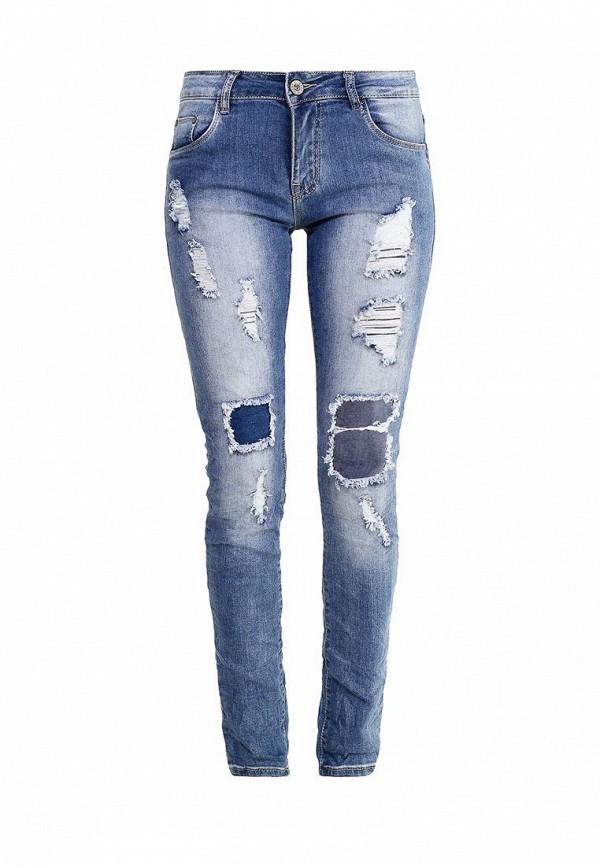 Зауженные джинсы Adrixx R13-WG505